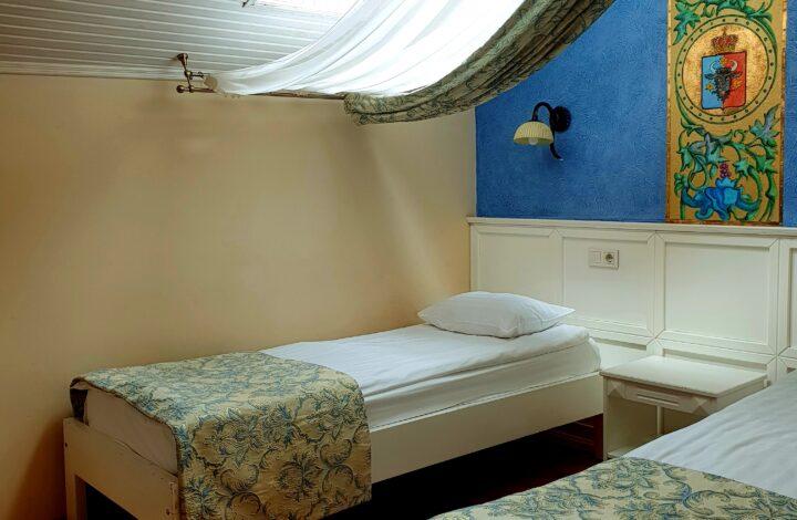 Стандартний двомісний номер з 2 односпальними ліжками